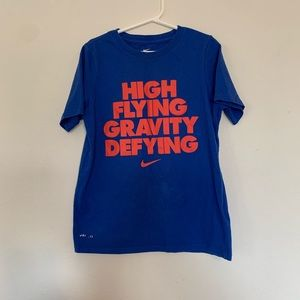 3/$12 The Nike Tee Boy's Size Small Dri Fit